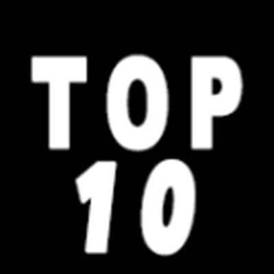 排行榜最好的TOP10