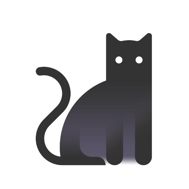一日猫小卡片