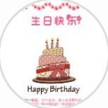 刘大姐生日快乐