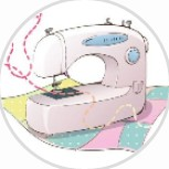 电脑缝纫机