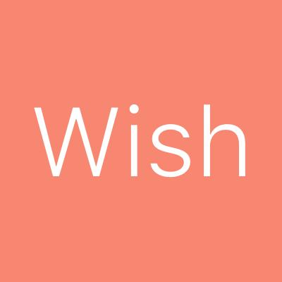 wish祝福卡