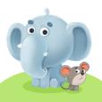老鼠吃大象