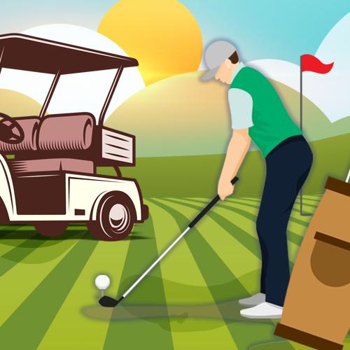玩会高尔夫