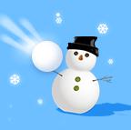 疯狂打雪仗