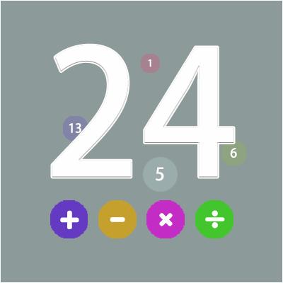 算24游戏
