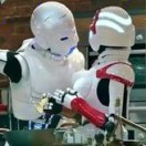 机器人会聊天