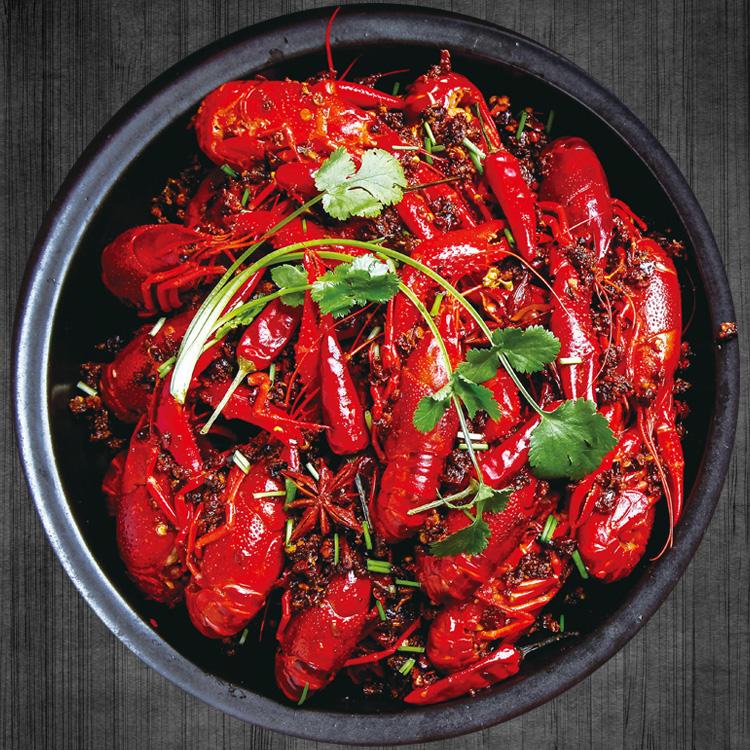 玖洲饭庄特色小龙虾